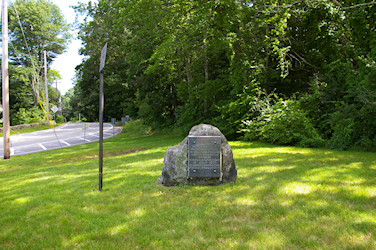 King Philip's War memorial